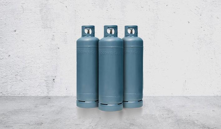 cilíndros de gás consigaz