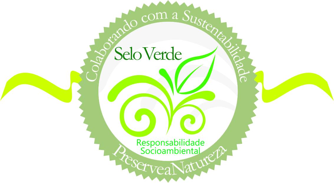 selo verde de preservação da natureza